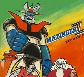 [Recuerdos en láminas] Mazinger Z