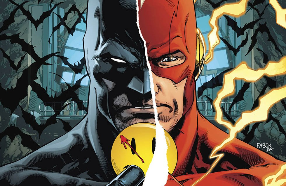 [DC Universe] The button