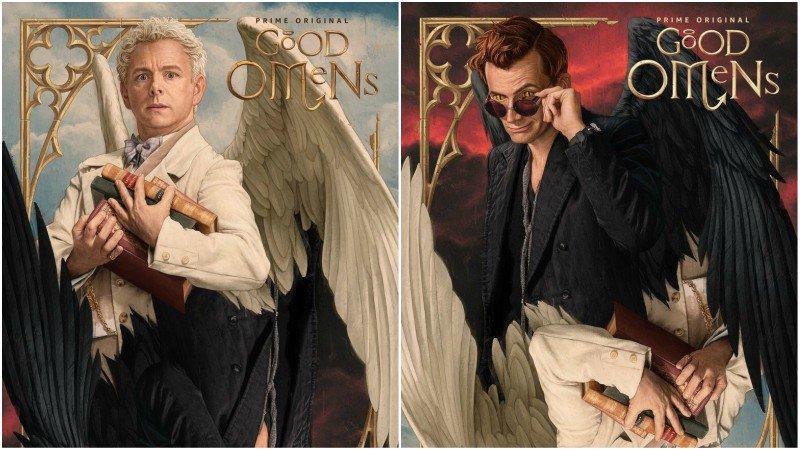 ¿Es posible una segunda temporada de Good Omens?