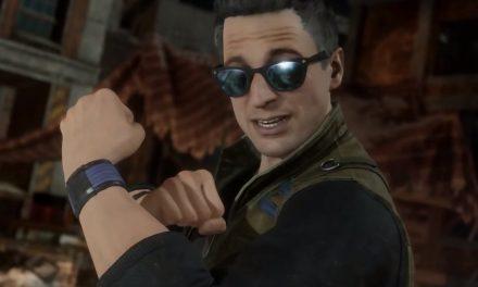 ¡Luz, cámara, FATALITY! Johnny Cage se hace presente en Mortal Kombat 11