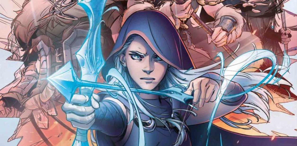 Marvel y Riot Games publican la tercera entrega de ASHE: Matriarca