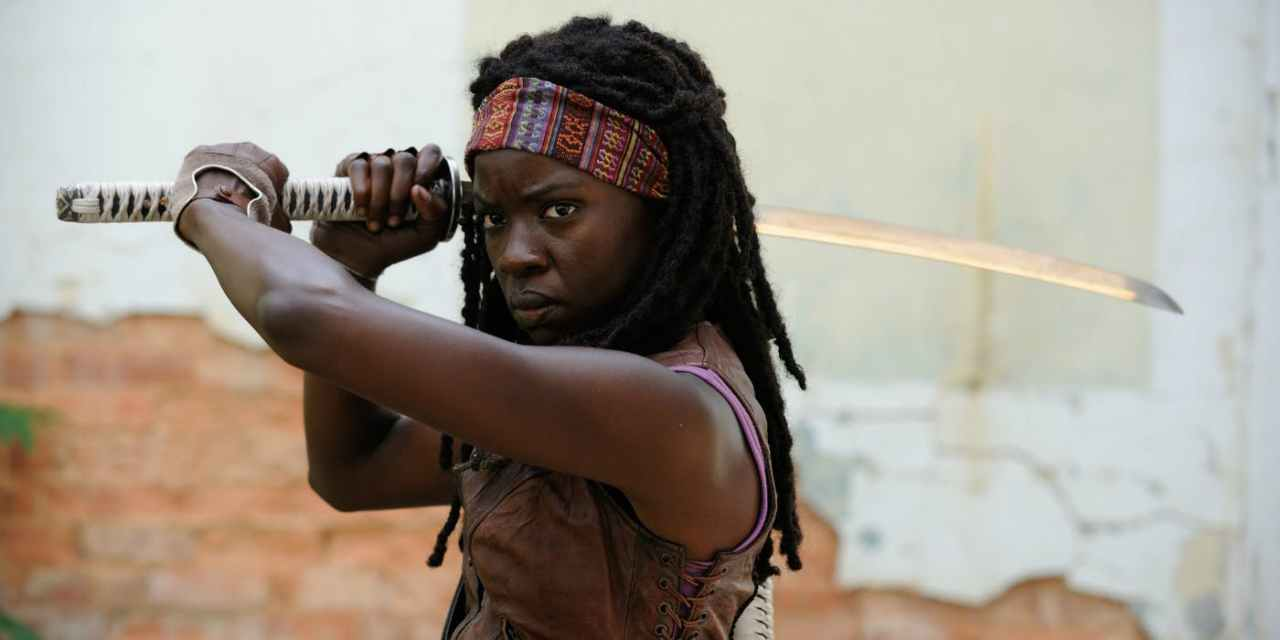 Danai Gurira abandona The Walking Dead