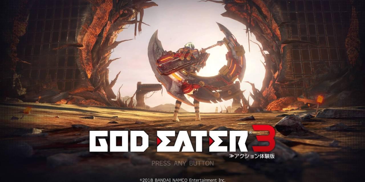 [Reseña] God Eater 3