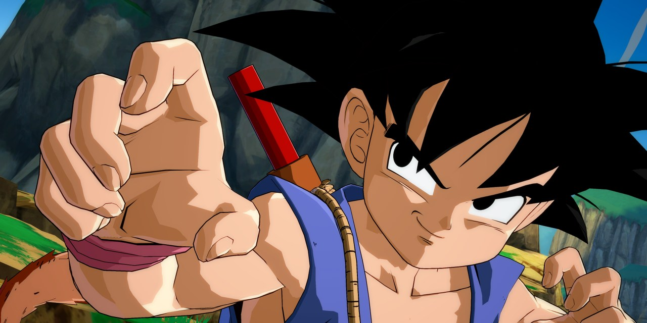Goku de Dragon Ball GT se suma a Dragon Ball FighterZ