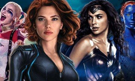 La mujer en el cine de acción y superhéroes: Un recorrido Histórico