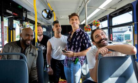 ¡Queer Eye regresa regresará para una cuarta y quinta temporada!