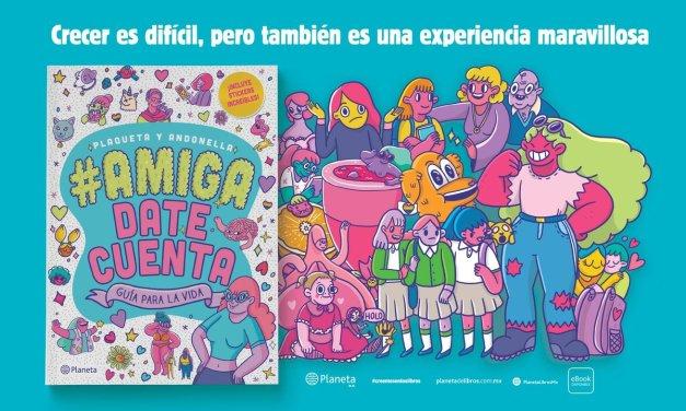 #AmigaDateCuenta Andonella y Plaqueta cuentan de feminismo y sobre ser mujer