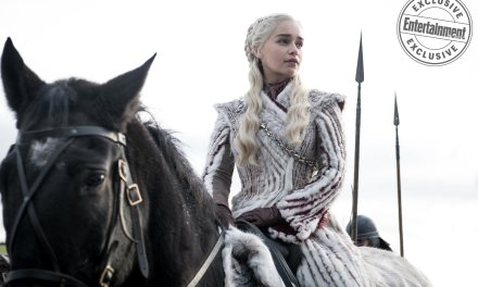 Se acaba el juego: los protagonistas de Game of Thrones se lucen en Entertainment Weekly