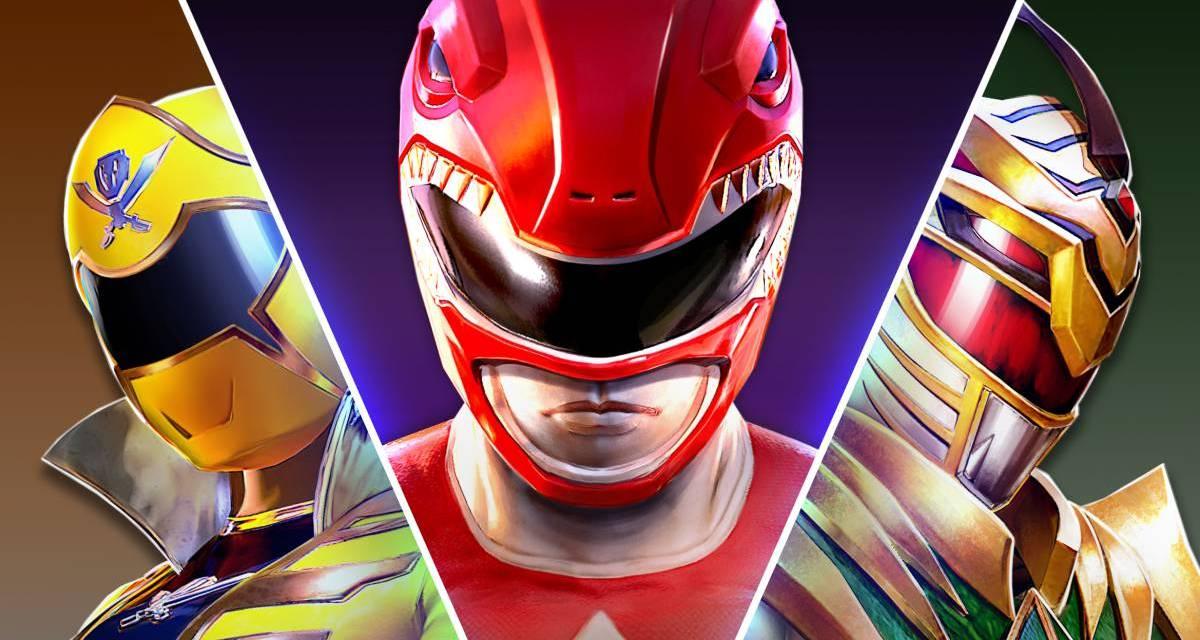 ¡Habemus tráiler de gameplay de Power Rangers: Battle for the Grid!