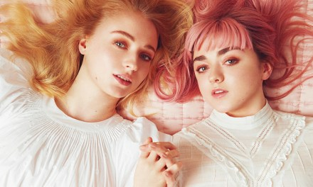 #ForTheThrone Sophie Turner y Maisie Williams hablan acerca de las hermanas Stark en Rolling Stone