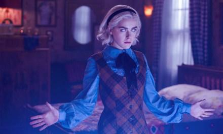 ¡Hacia el Infierno! La nueva temporada de Sabrina se presenta con el siguiente póster