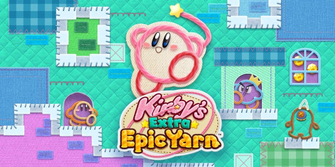 [RESEÑA] Kirby's Extra Epic Yarn
