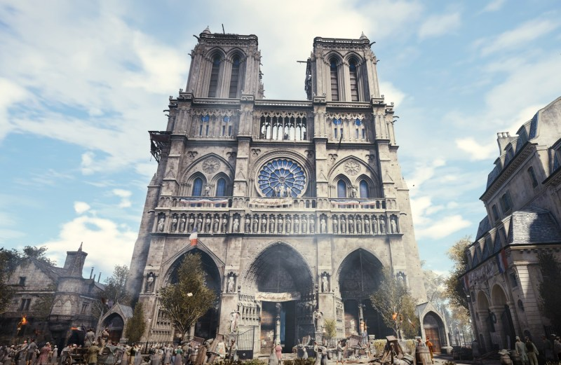 Ubisoft regala Assasin's Creed Unity en honor a Notre Dame
