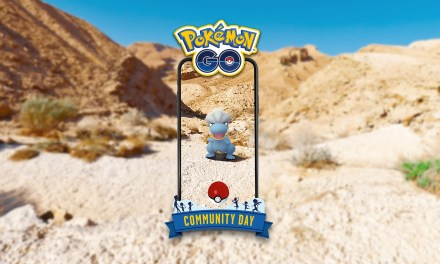 Bagon será el protagonista del día de la comunidad de Pokémon GO