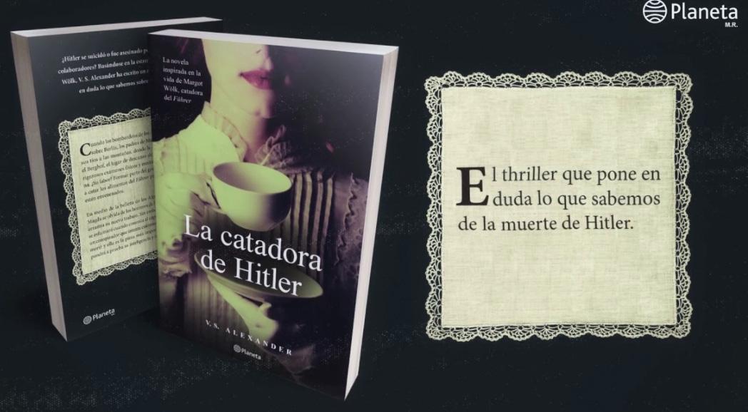 Conoce a «La catadora de Hitler»