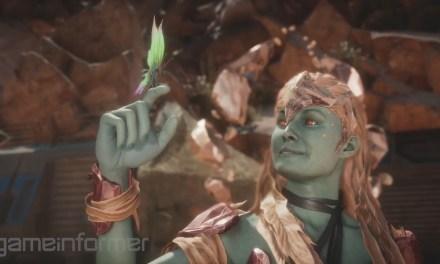 Conoce a Cetrion, la nueva diosa que llega a Mortal Kombat 11
