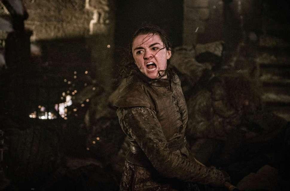 #ForTheThrone Maisie Williams habla acerca del giro de Arya Stark  [Alerta de Spoilers]