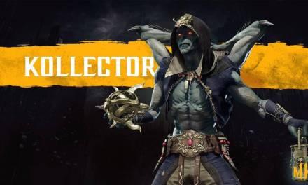 Conozcan a Kollector, un nuevo personaje que se suma al MK 11