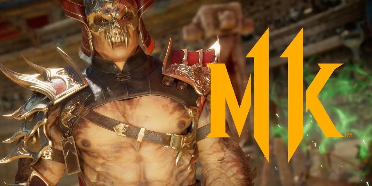 ¡Ya es la hora! ¡Shao Kahn entra en acción en el nuevo tráiler de Mortal Kombat 11!