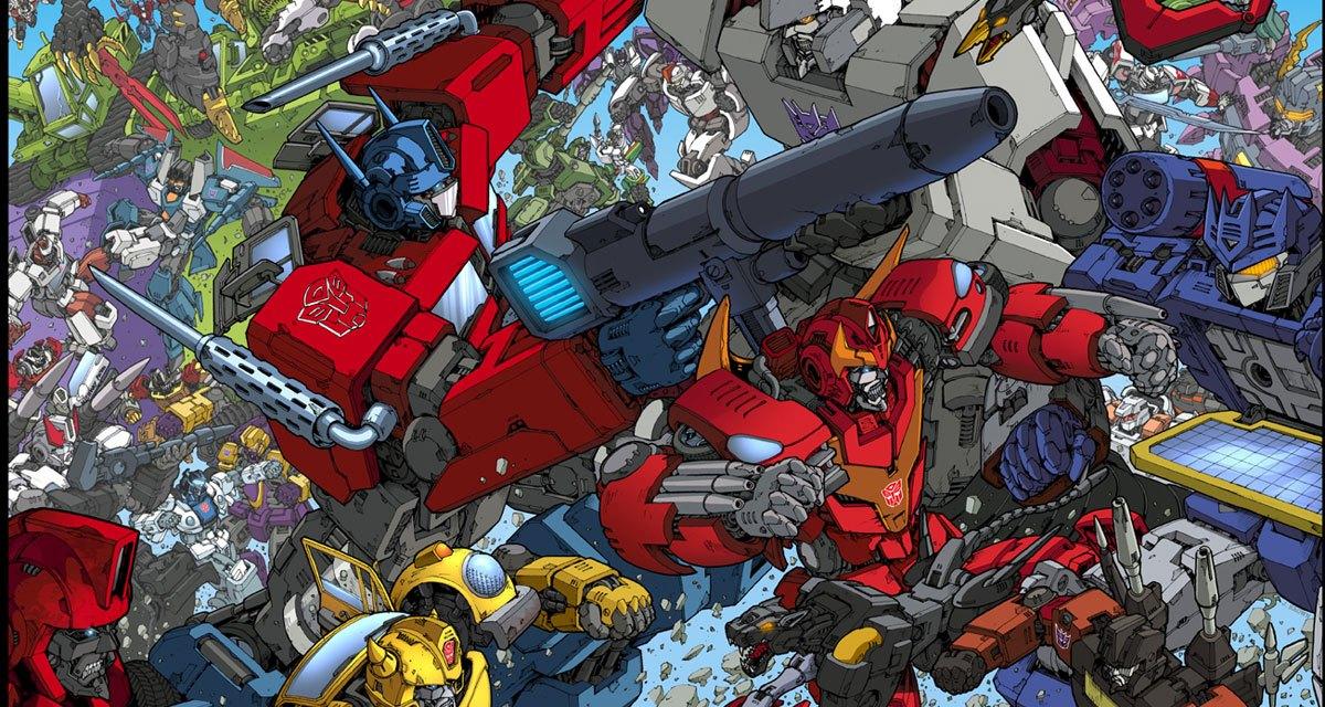 [Transformers Especial] Guía de lectura del universo IDW