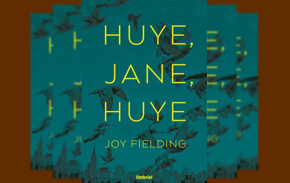 [Reseña libro] Huye, Jane, huye