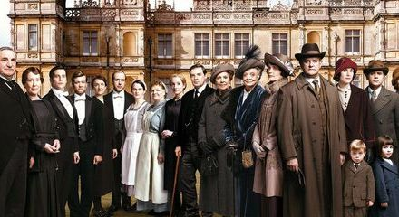Primer trailer de la película Downton Abbey