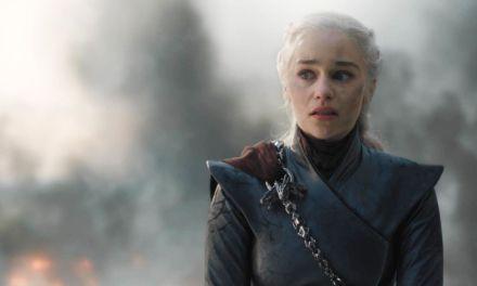 Habla George RR Martin acerca del final de Game of Thrones