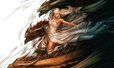 ¿Los dos libros restantes de Game of Thrones estarían terminados? GRRM habla al respecto