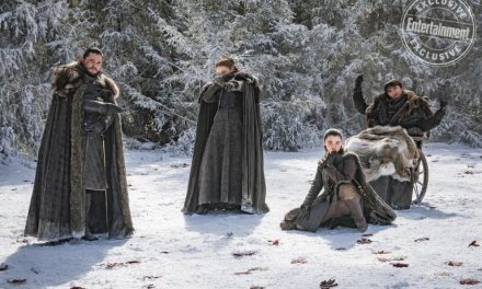 Winter is coming! La serie completa de Game of Thrones en blu-ray llegará en diciembre
