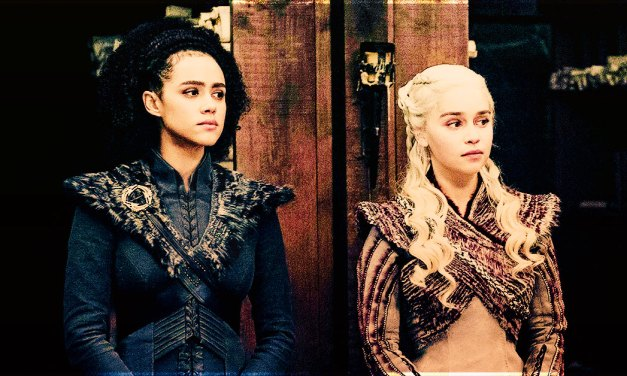 #ForTheThone Game of Thrones 8×04 – The last of the Starks: Dracarys
