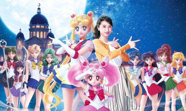 ¡Poder cósmico lunar en acción! ¡Únete a Sailor Moon en el tráiler de la atracción del nuevo Universal Studios!
