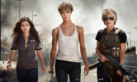 Mira el teaser tráiler de Terminator: Dark Fate