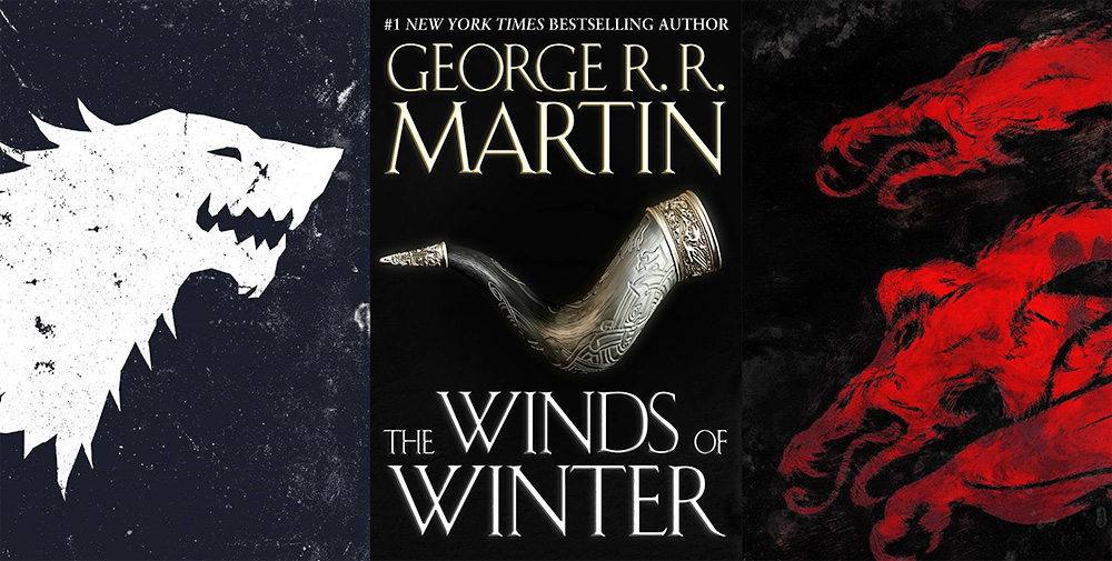 Los planes de George RR Martin: Vientos de Invierno y House of the Dragon