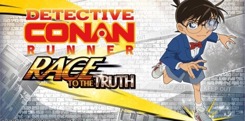 Dentro de poco llega Detective Conan: Race to the Truth para dispositivos móviles