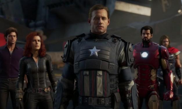 Algunos detalles más de Marvel's Avengers