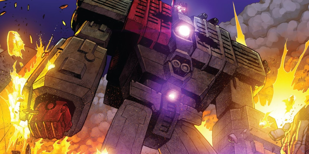 [Transformers] Dark Cybertron 02