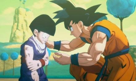 Las nuevas imágenes de Dragon Ball Z: Kakarot
