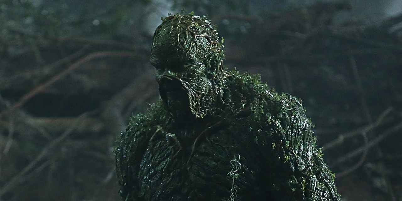 DC Universe cancela The Swamp Thing pero, ¿hay esperanzas?