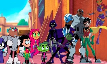 ¡El enfrentamiento más esperado! Pongan play al tráiler de Teen Titans GO! vs Teen Titans