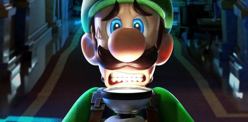 Nintendo presenta un video resumen de Luigi's Mansion