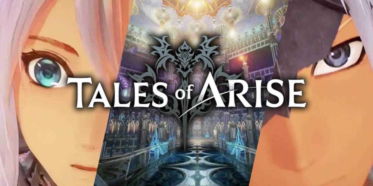 BANDAI NAMCO revela información sobre los personajes de Tales of Arise
