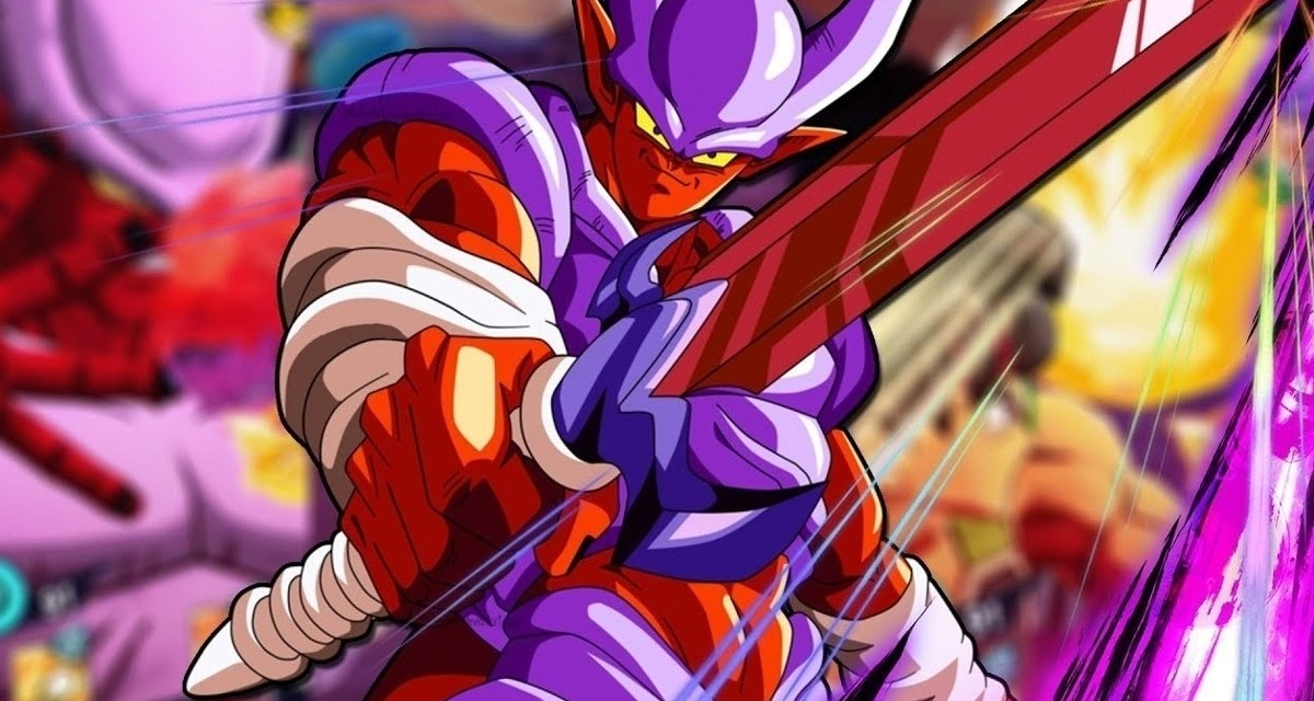 ¡Es hora de la fusión! ¡Janemba llega a Dragon Ball Fighter Z!