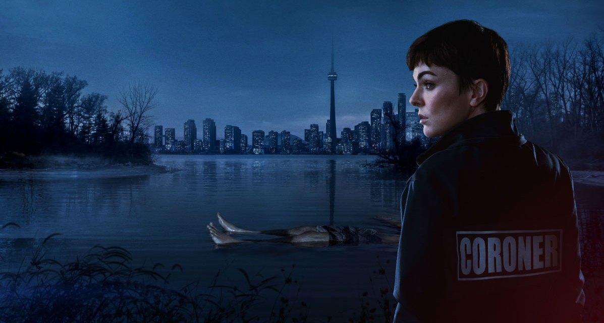 La nueva serie de Universal TV, Coroner (La forense)