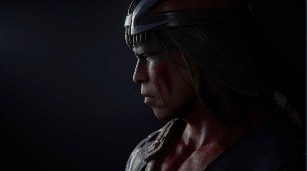Pongan play al nuevo gameplay de Nightwolf en Mortal Kombat 11