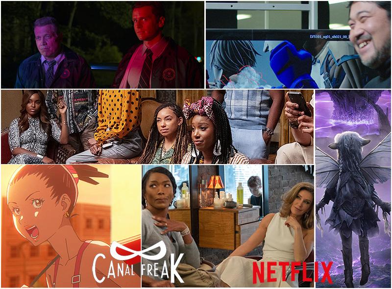 Las novedades para agosto de Netflix