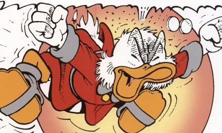 [Ducktales] Scrooge McDuck