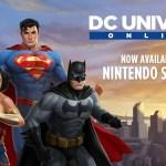 DC Universe Online ya está disponible en Nintendo Switch