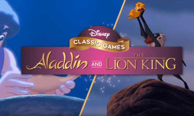 Simba y Aladdín regresan y remasterizados: El tráiler de la nueva versión de los clásicos juegos de Disney