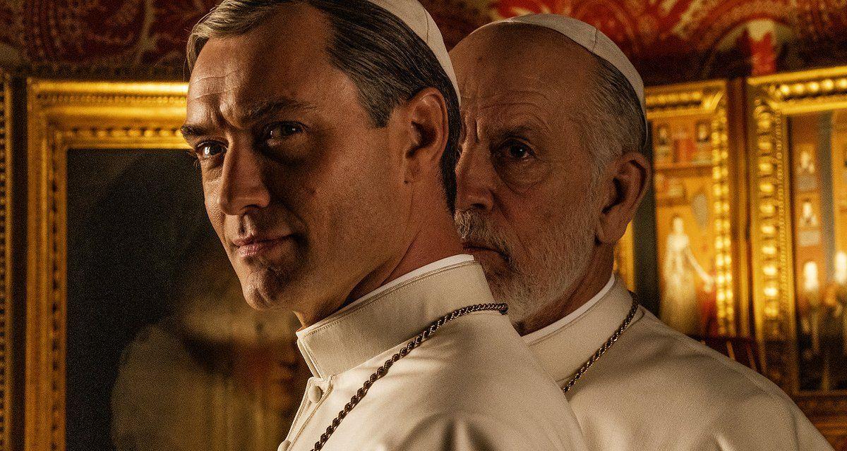 Un gran cambio de hábito: el nuevo tráiler de The New Pope