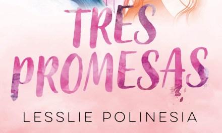 «Tres Promesas», el primer libro de Lesslie Polinesia llega a Chile